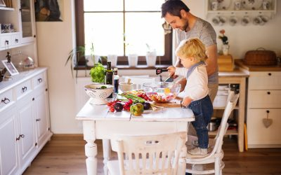 Recognizing Dads in the Kitchen
