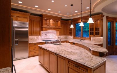 Creating A Cohesive Kitchen Design with Natural Stone Countertops