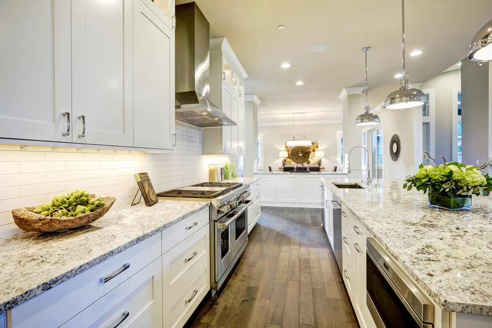Creative Ways to Design Granite Countertops